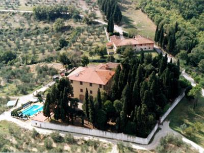 Villa Fattoria di Moriano Rignano sull'Arno