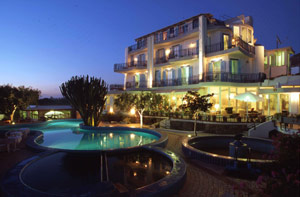Hotel il Gattopardo Ischia Island