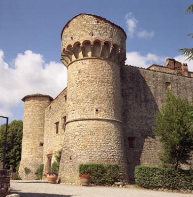 Castello di Meleto Gaiole in Chianti - Province of Siena