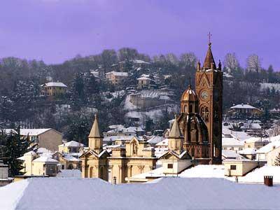 Hotel Cavalieri Bra - province of Cuneo